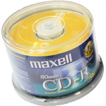 Maxell CDR 光碟