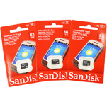 SanDisk MicroSD卡