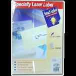 SmartLabel A4 透明電腦貼紙