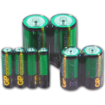 GP 碳性電池