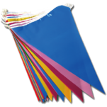 節慶串裝彩旗