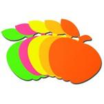 蘋果型單面螢光紙