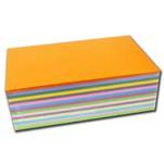 盒裝顏色卡紙