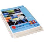A4 11孔風琴文件保護套