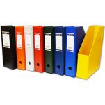 Bantex 可摺合包膠顏色雜誌架